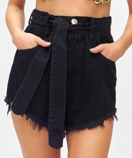 Short in jeans Desert  Effek